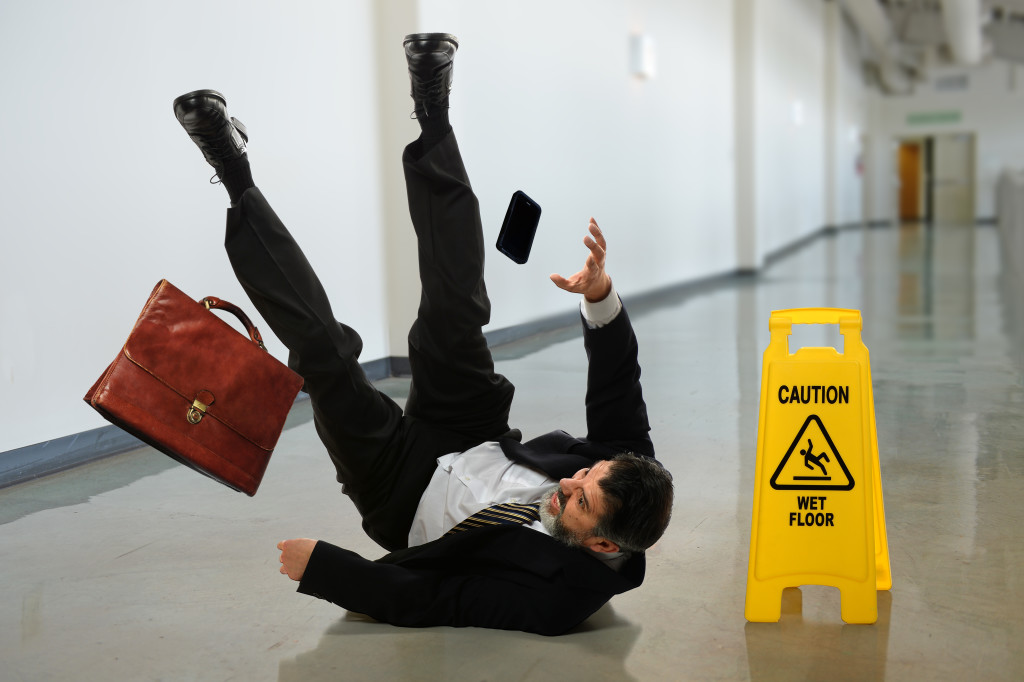 Vancouver Slip and Fall Lawyer