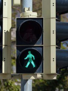 traffic lights signal